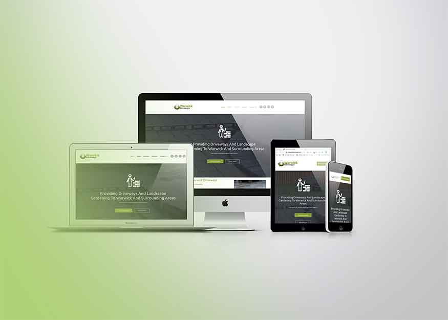 Example Solihull Web Design sites